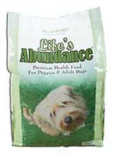 Life's Abundance Dog Food Image